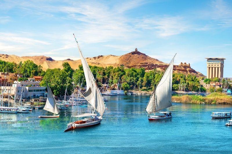 Nile cruises price