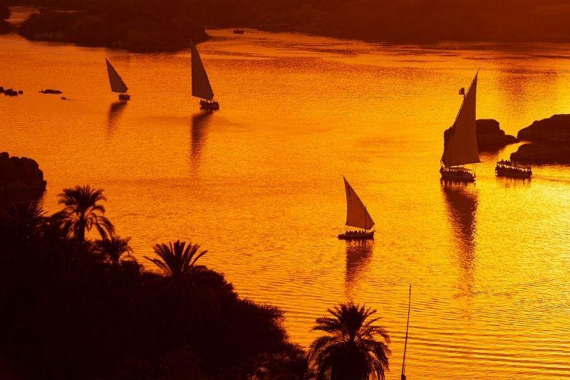 Reisetipps für Nilkreuzfahrten