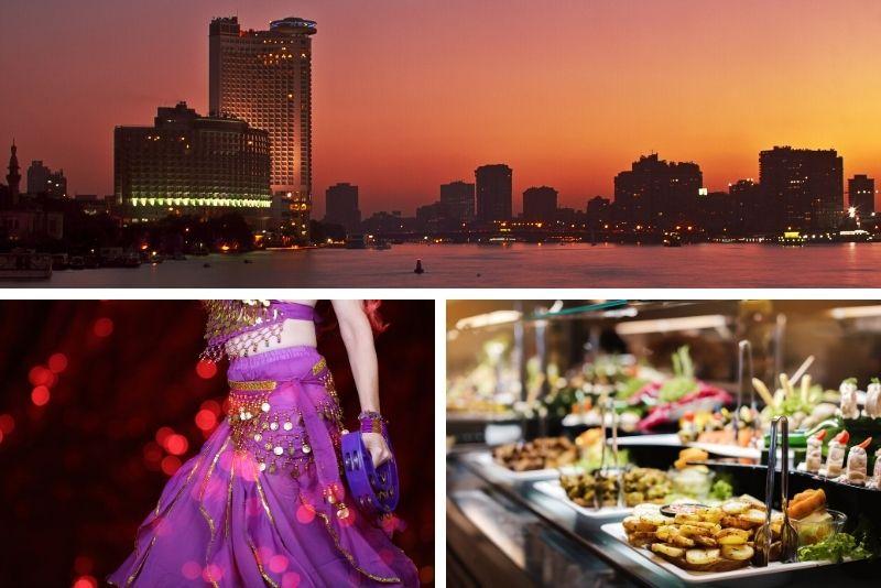 Nile dinner cruises