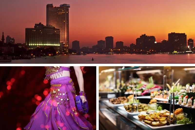 Nil-Dinner-Kreuzfahrten