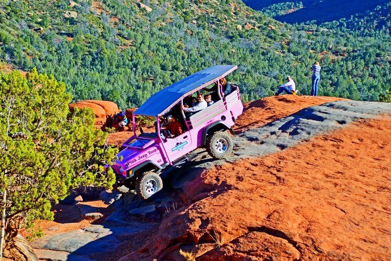 Sedona Coyote Canyons Jeep Tour