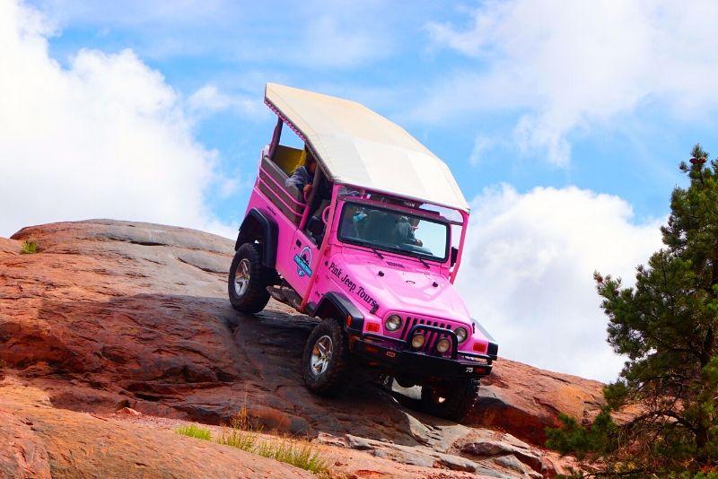 Sedona Red Rock Range Jeep Tour
