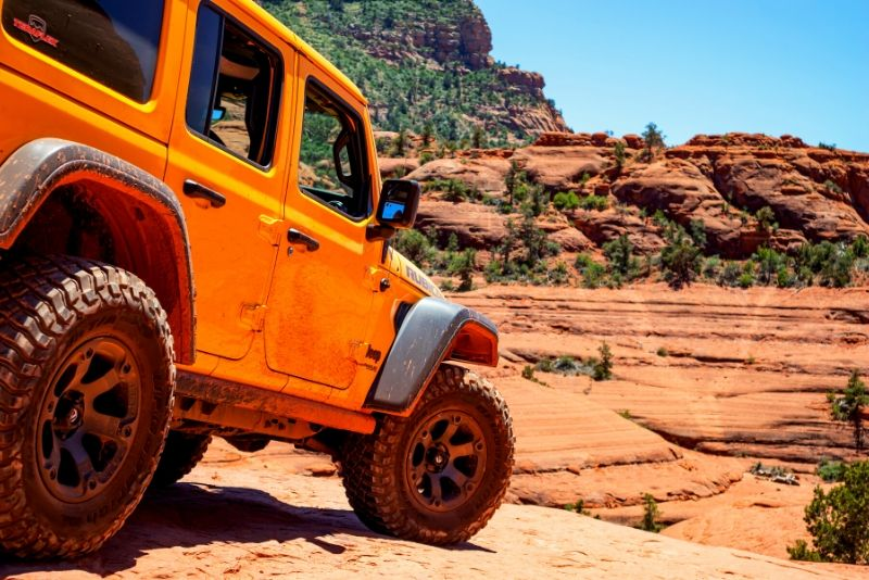 Sedona Red Rock West Off-Road Jeep Tour