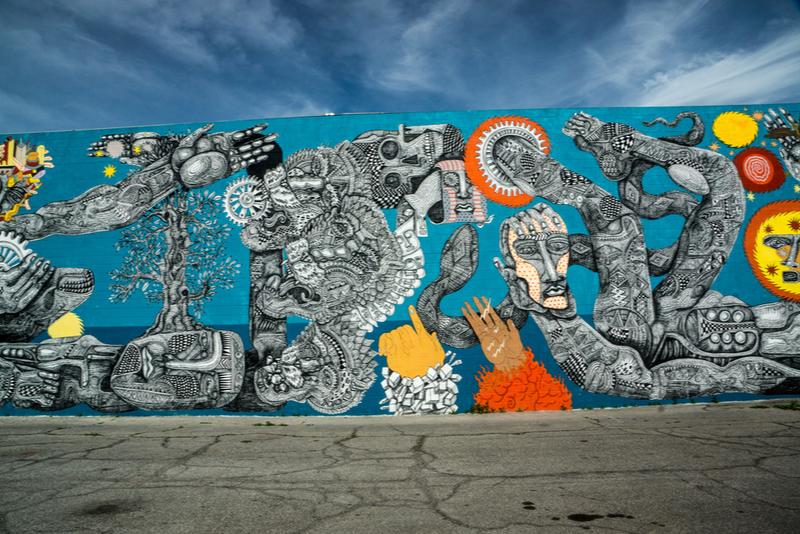 Arte Callejero Las Vegas