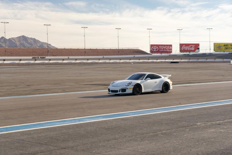 Supercar Racetrack