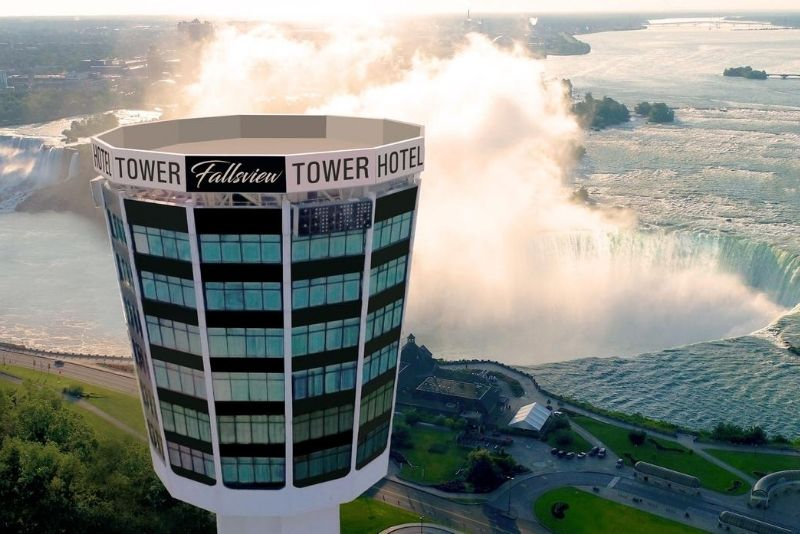 The Tower Hotel at Fallsview