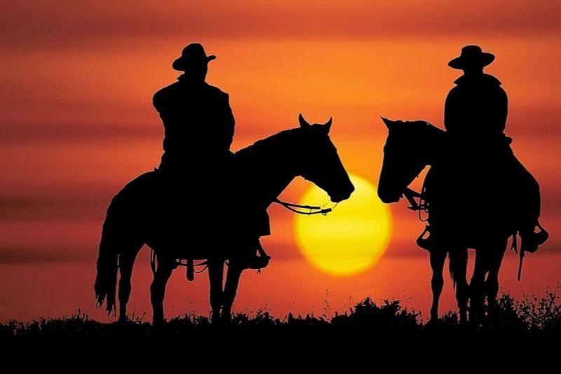 Wild West Horseback Riding tour in Las Vegas