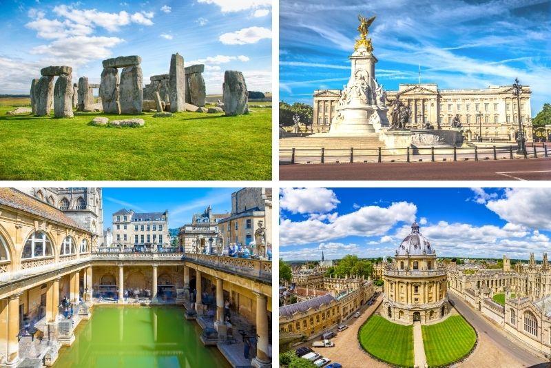 Windsor Castle combo tours