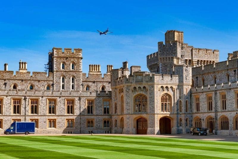 Windsor Castle guided tour