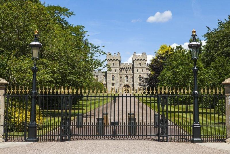Windsor Castle tips