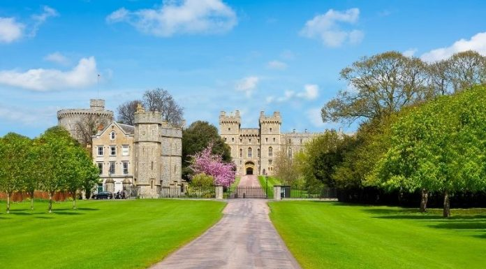 Windsor Castle tours from London