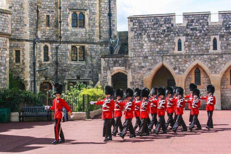 Windsor Castle tours price