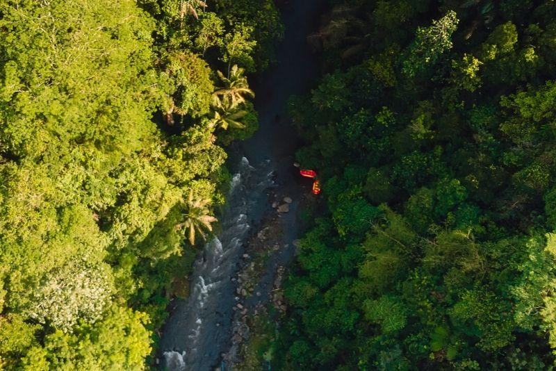 best rafting rivers in Bali