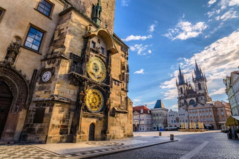 Beste Zeit für einen Free Walking Tour in Prag