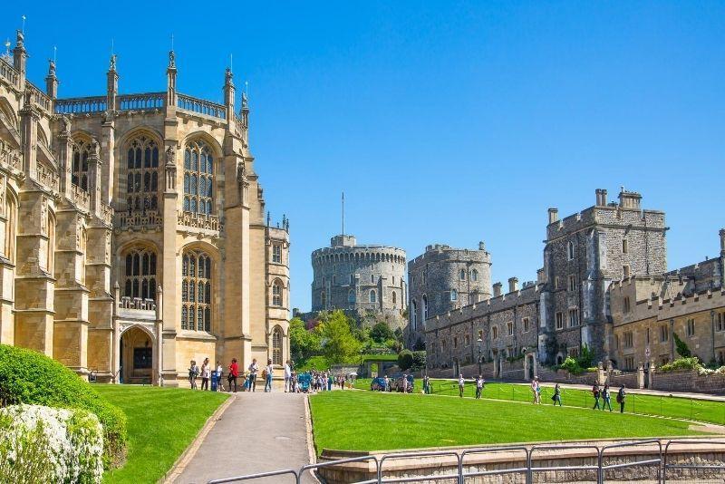 book cheap Windsor Castle tickets
