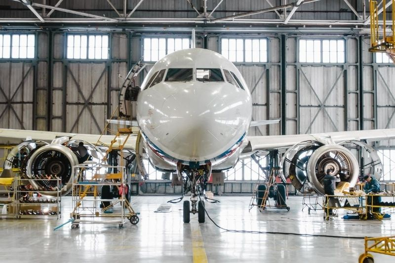 book online a Boeing Factory tour