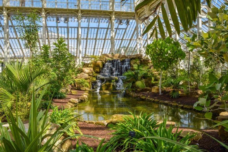 find cheap Kew Gardens tickets