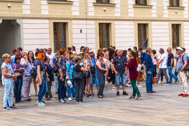 Free Walking Tour Prag