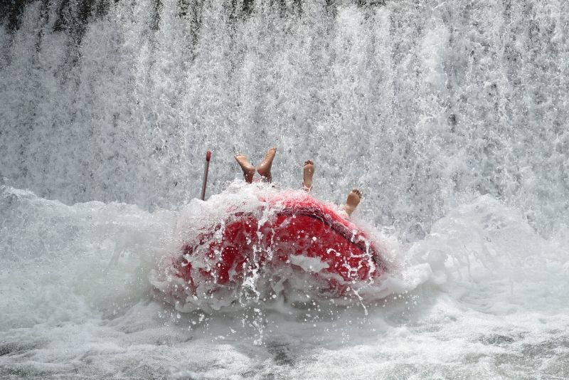is rafting in Bali safe ?