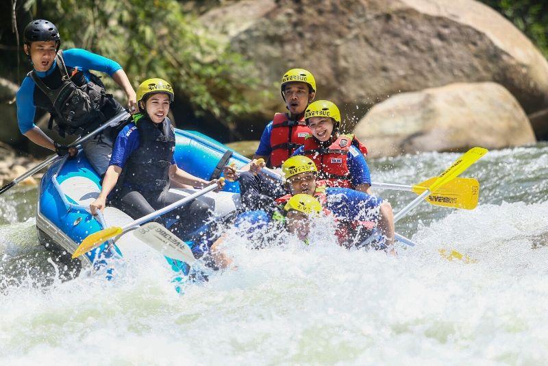 rafting in Bali travel tips