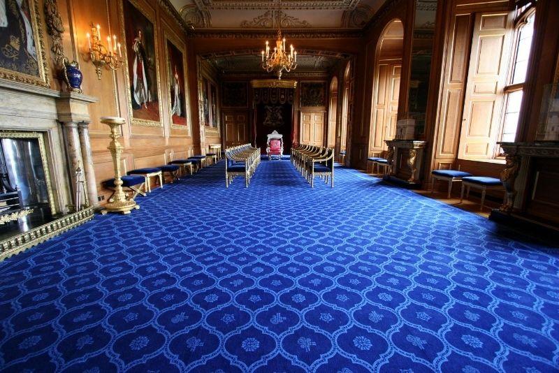 visiting the Windsor Castle