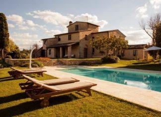 Agriturismo en Toscane