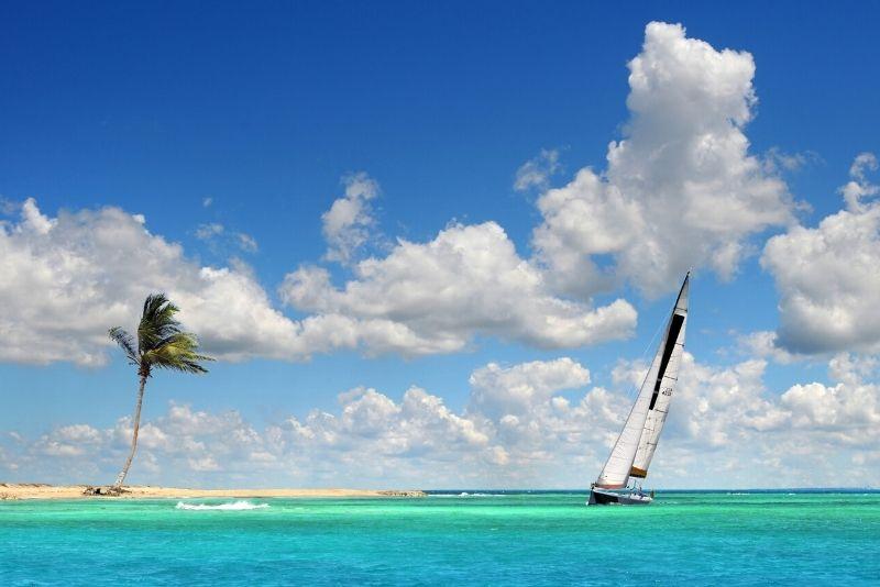 bateaux à louer à Saint Martin