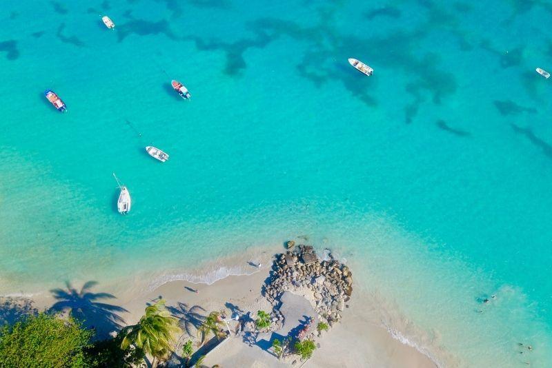 bateaux à louer en Guadeloupe