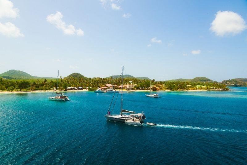 bon a savoir location de bateau en Martiniqe