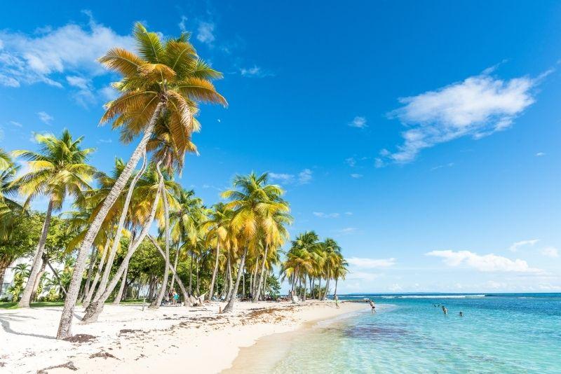 itinéraires de navigation à privilégier au départ de la Guadeloupe