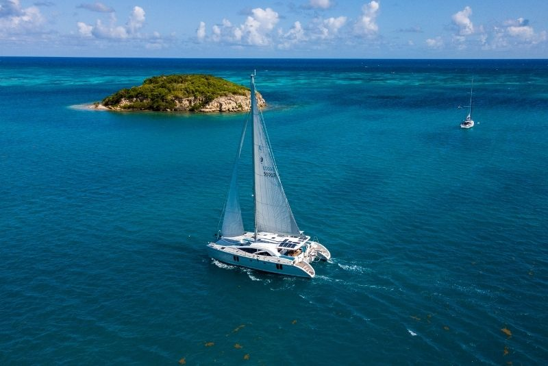 location de bateau en Martinique au meilleur prix