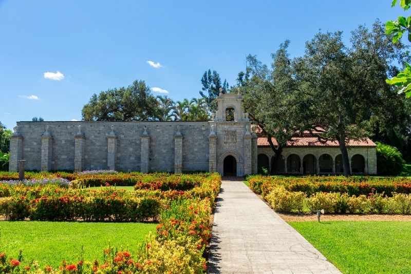 Ancient Spanish Monastery, Miami, Florida