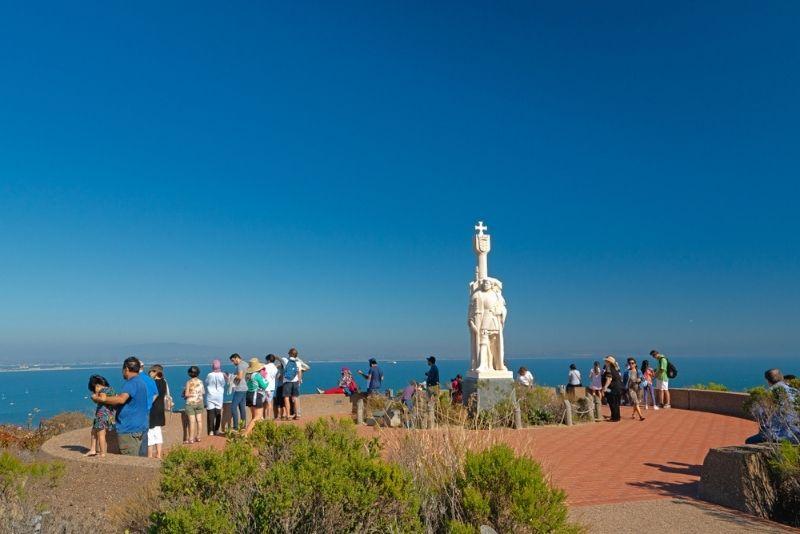 Cabrillo National Monument, San Diego, California