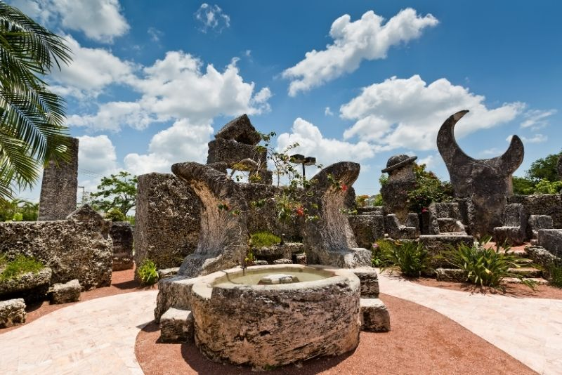 Museo del Castillo de Coral, Miami, Florida