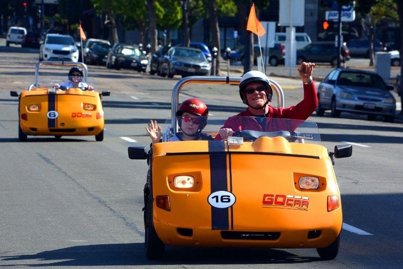 GPS Gocar in San Diego, California