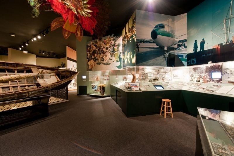 HistoriaMiami Museum, Miami, Florida