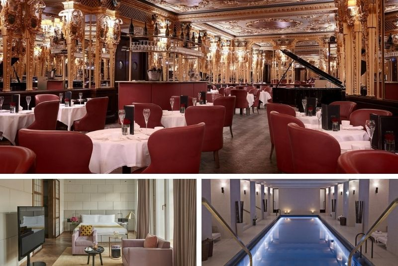 Hotel Cafe Royal - The Leading Hotels of the World