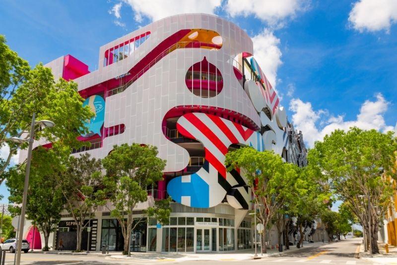 Distrito de diseño de Miami, Miami, Florida