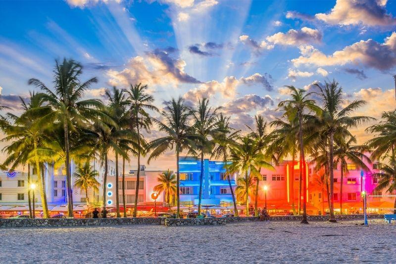Tour en segway por Ocean Drive en Miami, Florida