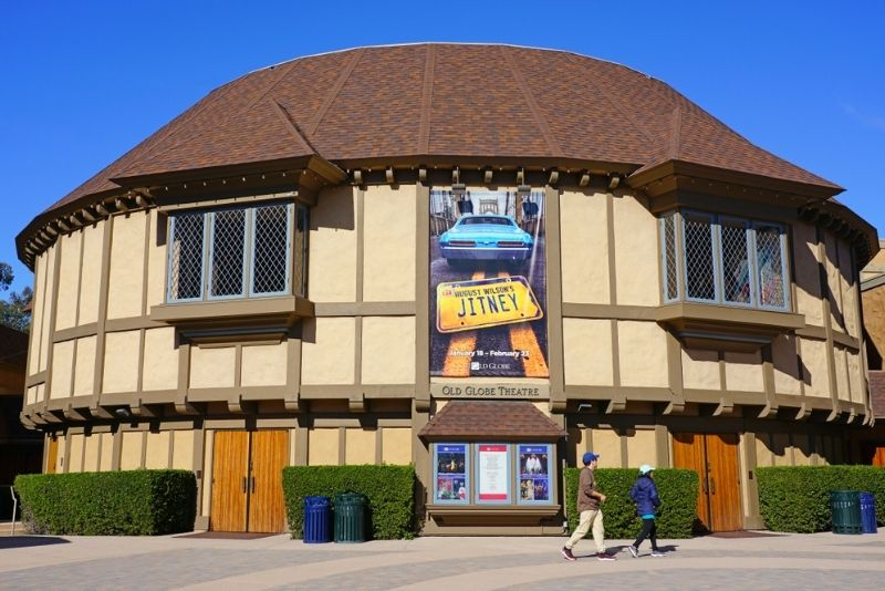 Old Globe Theatre, San Diego, California