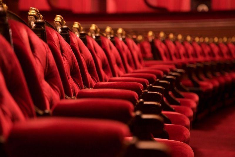 Teatro Olympia, Miami, Florida