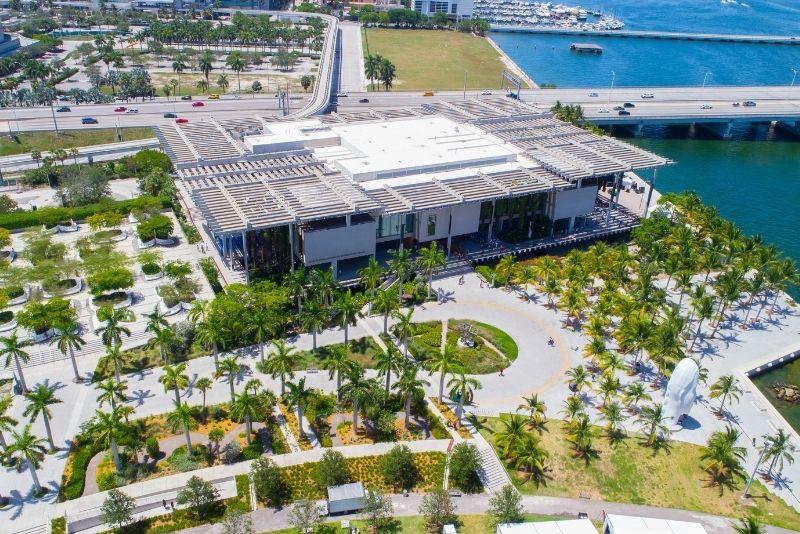 Pérez Art Museum Miami, Florida