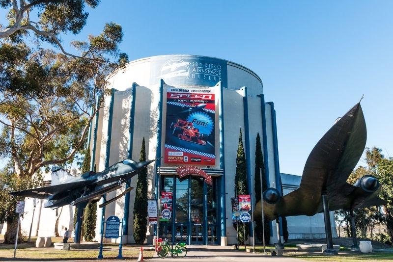 San Diego Air & Space Museum, California