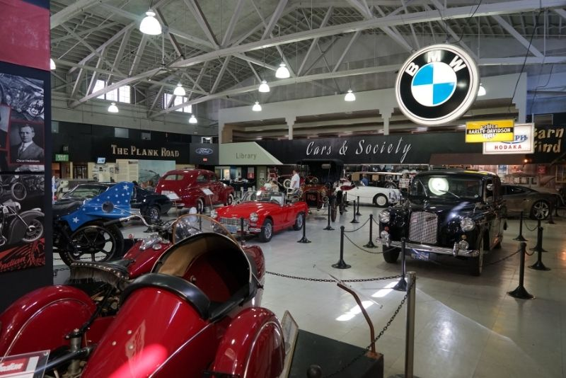 San Diego Automotive Museum, California