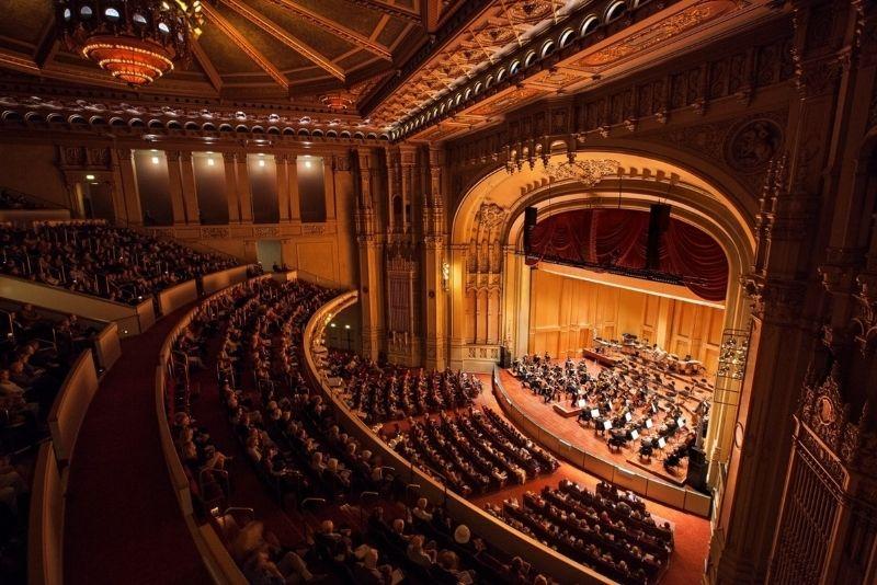 San Diego Symphony at Copley Symphony Hall