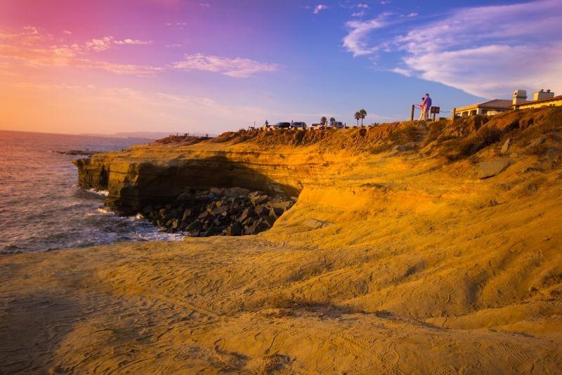 Sunset Cliffs Natural Park, California