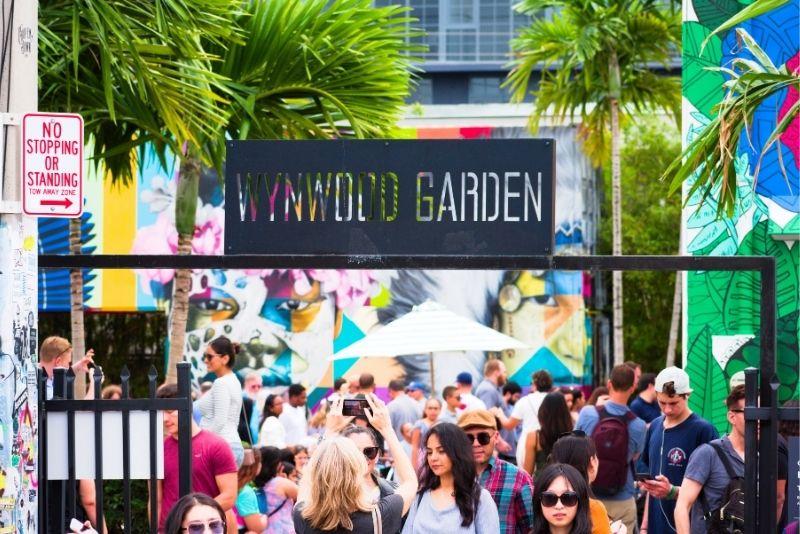 Tour de arte callejero de Wynwood en Miami, Florida