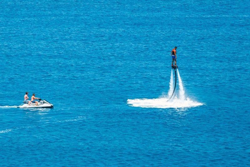 flyboard in San Diego, California