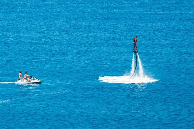 flyboard in San Diego, California