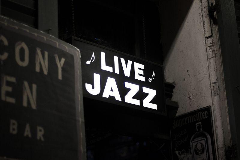 jazz en MOCA, Florida